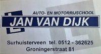 Autorijschool Jan van Dijk
